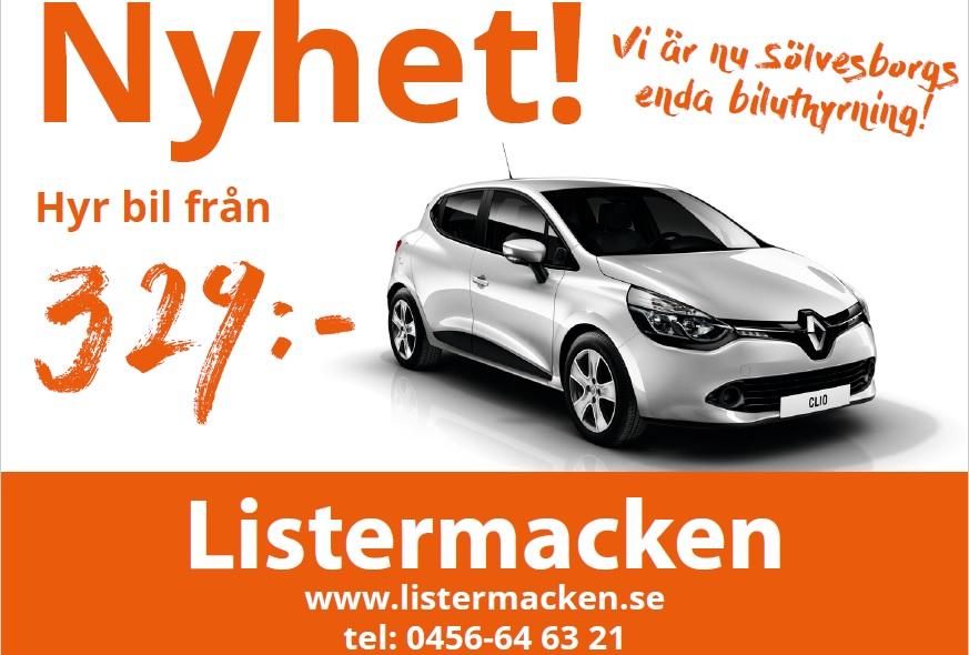 Annons infobladet