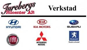 Turebergs bilcenter logga