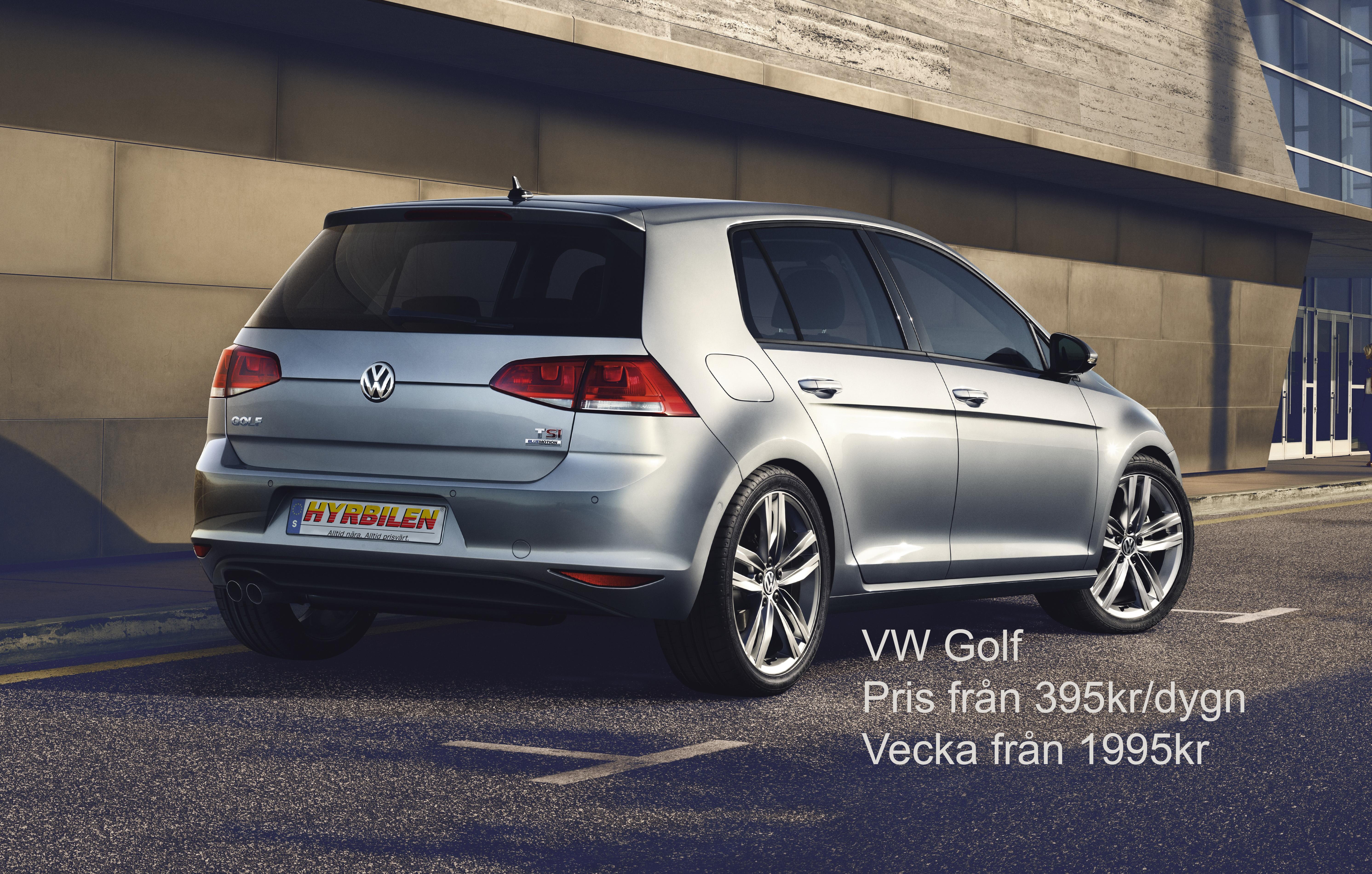 VW Golf Våra kontor