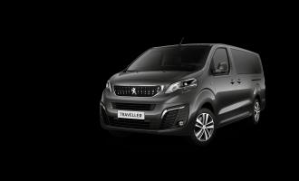Peugeot Traveller minibuss hyrbil, hyra bil