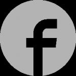 Facebook Logga Ljusgrå